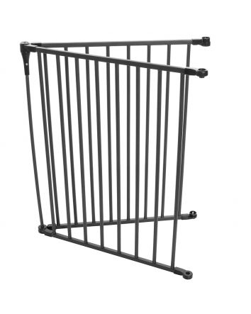 ROYALE 3-IN-1 CONVERTA® 2 PANEL EXTENSION - CHARCOAL
