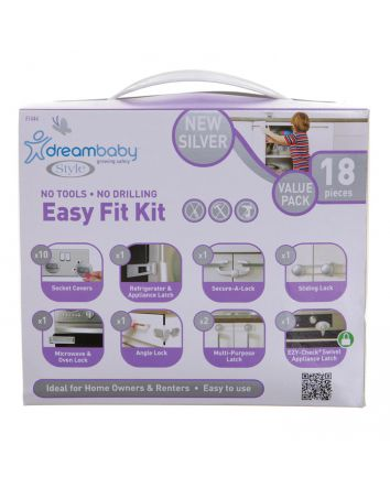 SAFETY KIT SILVER UK
