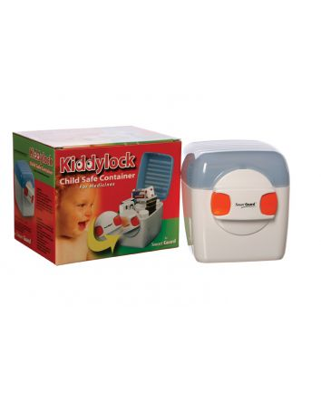 KIDDY LOCK 'COOL' GUARD: CHILD SAFE CONTAINER