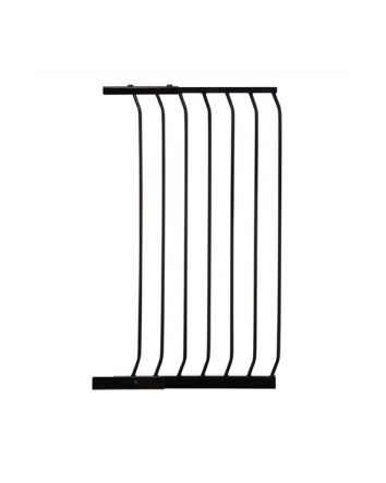 CHELSEA TALL 54CM GATE EXTENSION - BLACK