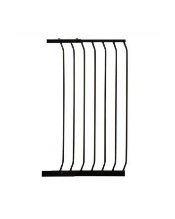 CHELSEA TALL 54CM GATE EXTENSION - BLACK
