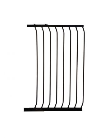 CHELSEA TALL 63CM GATE EXTENSION - BLACK