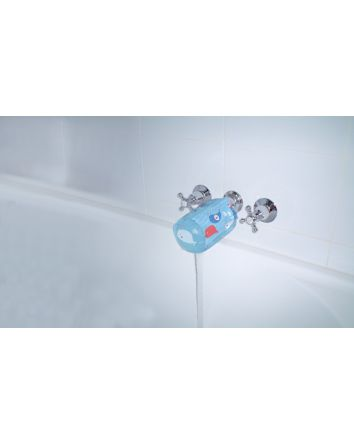 BATH TUB SPOUT COVER WHALES