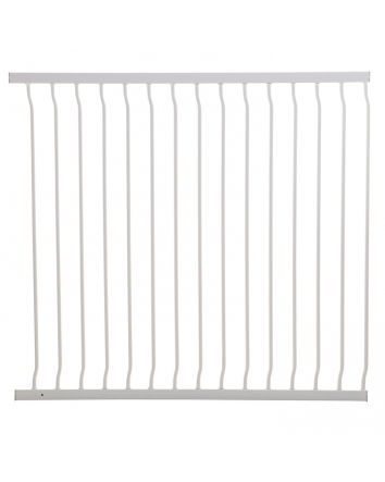 LIBERTY TALL 100CM GATE EXTENSION - WHITE