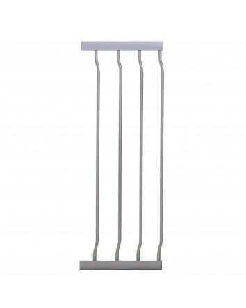 COSMOPOLITAN 27CM GATE EXTENSION - SILVER