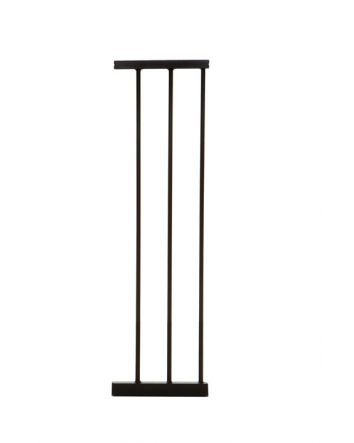 BOSTON 21CM GATE EXTENSION - BLACK