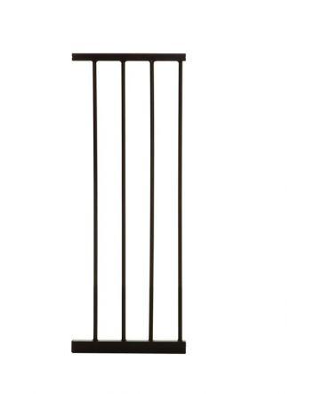 BOSTON 28CM GATE EXTENSION - BLACK