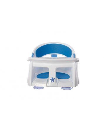 DELUXE BATH SEAT WITH FOAM PADDING & HEAT SENSING INDICATOR