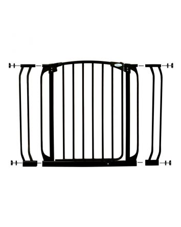 CHELSEA GATE & EXTENSION SET (1 GATE 2 EXTENSIONS) - FITS OPENINGS 71-98cm
